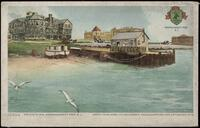 Greene's Inn, Narragansett Pier, R.I., Open from April to December. Headquarters for automobilists.
