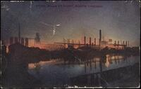 Steel Mills at night. South Carolina