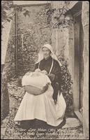 Beer, Pillow Lace Maker. (Mrs. Woodgate who helped to make Queen Victoria's Coronation Dress.)