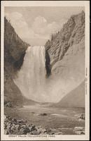 Great Falls - Yellowstone Park (front)
