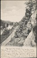 Black Hand Cliffs, Zanesville, O.