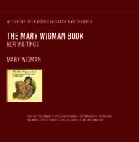 The Mary Wigman Book