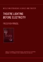 Theatre Lighting before Electricity