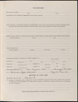 World War I Service Record for Arthur Prudden Coleman, p. 3