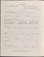 World War I Service Record for Arthur Prudden Coleman, p. 10