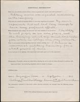 World War I Service Record for Arthur Prudden Coleman, p. 8