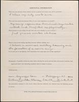 World War I Service Record for Arthur Prudden Coleman, p. 4