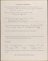 World War I Service Record for LeBrand Waldorf Curtis, p. 4