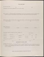 World War I service record for Oliver Harold Andrews, p. 3