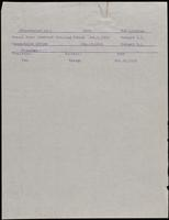 World War I Service Record for Edward Reland Hill, p. 3