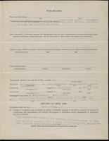 World War I Service Record for Arthur Fitzgerald Hughes, p. 3