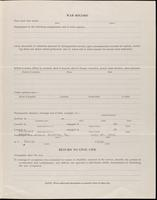 World War I service record for Paul Livingston Avery, p. 3