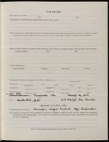 World War I Service Record for Frederic Halsted Hahn, p. 3