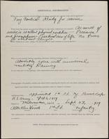 World War I Service Record for Albert Asa Houck, p. 4