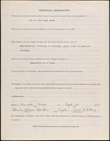 World War I service record for Stanley Gilman Barker, p. 5