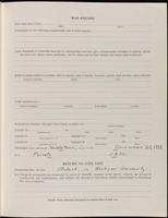 World War I Service Record for LeRoy Frederick Heidenreich, p. 3