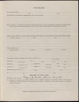 World War I Service Record for Alexander James Inglis, p. 3