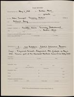 World War I Service Record for Arthur Henry Illing, p. 2