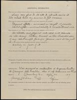 World War I Service Record for Clarence Ketcham, p. 4