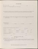World War I service record for Jonathan Potteiger Batdorf, p. 3