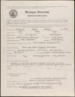 02.007.016 World War I service record for Edward Leopold Markthaler