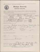 01.002.019 World War I service record for John Randolph Belcher