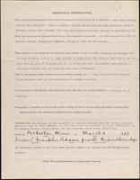 World War I service record for Samuel Franklin Adams, p. 4