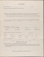 World War I service record for Russell Dudley Bell, p. 3