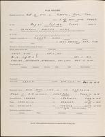 01.002.023 World War I service record for James Warner Bellah, p. 2