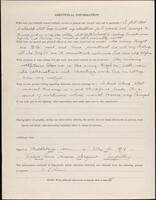 World War I service record for Nelson Lewis Parsons, p. 4
