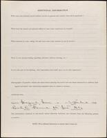World War I service record for Carl Clough Persone, p. 4