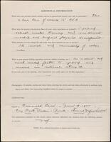 World War I service record for Guy Foote Pullew, p. 4