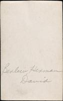 World War I service record for Herman David Berlew, p. 6