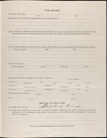 01.001.005 World War I service record for George Asa Ackerly, p. 3