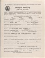 01.003.006 World War I Service Record for Irving George Boyd
