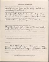 World War I Service Record for Walter Creighton Brown, p. 4