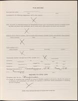 World War I Service Record for William Eiams Bruner, p. 3