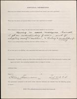 World War I Service Record for Allan Carman, p. 4