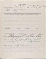 World War I service record for Mark Andrews, p. 3