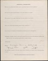 World War I Service Record for Eugene Shepard Clark, p. 4