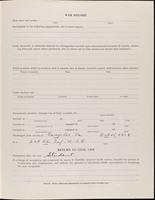 World War I service record for Russel Hobsen Anderson, p. 3